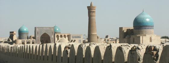 Bukhara__panorama