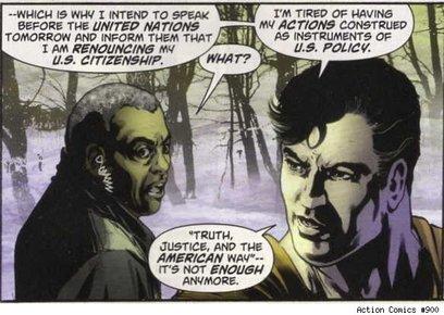 Supermancitizenship